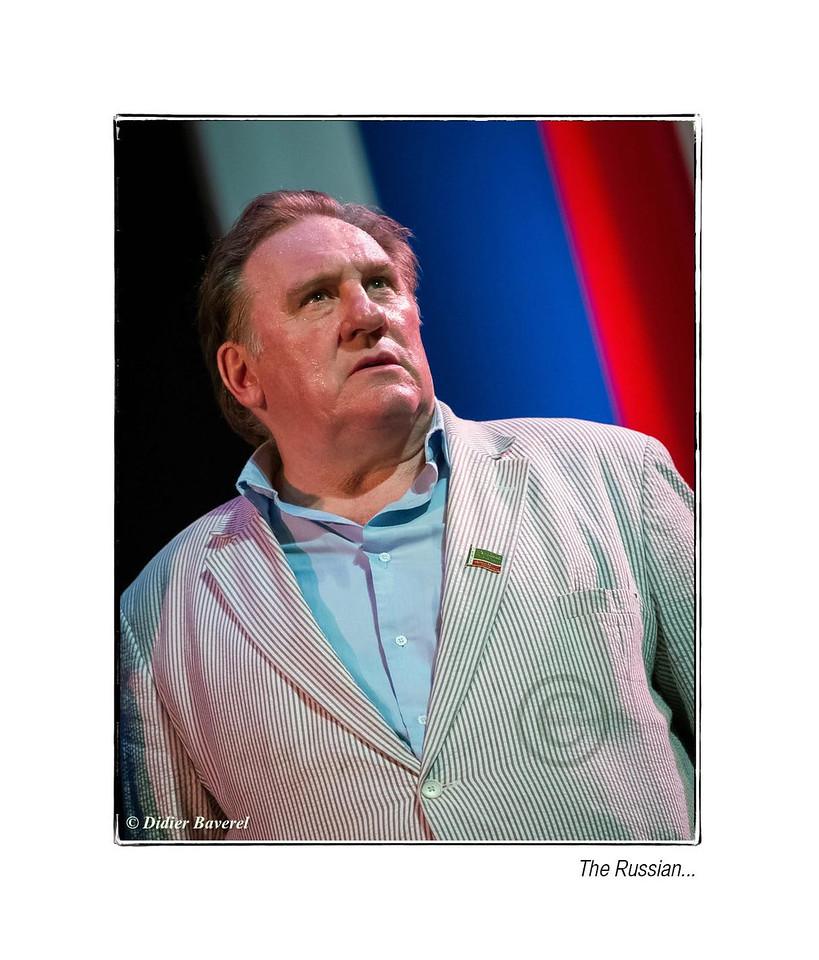 Festival cinema Russe: clôture avec Depardieu