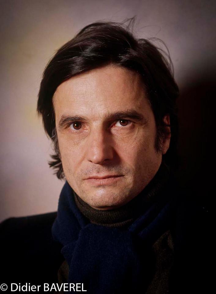 April 1990, Paris, France --- French Actor Jean-Pierre Leaud --- Image by © Didier Baverel/Kipa/Corbis