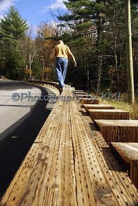 Walking the Rail