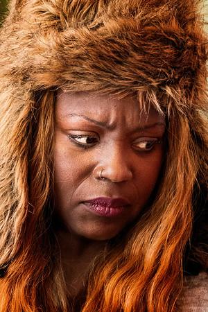 Woman in Fur Hat Copyright 2019 Steve Leimberg UnSeenImages Com _DSC0336