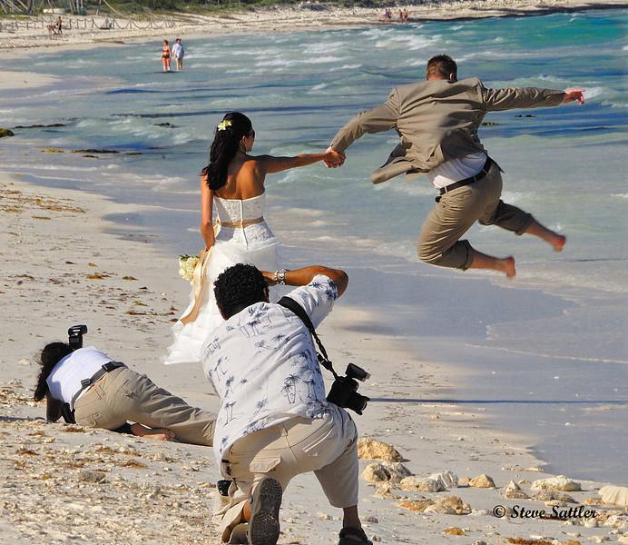 Jump for Joy!! - Mayan Rivierra, Mexico