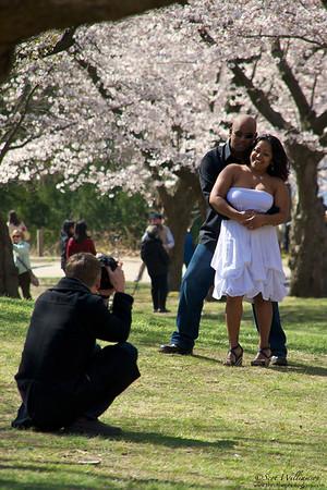 The Engagement Shot