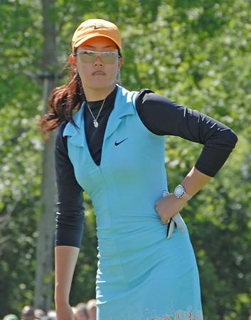 Michelle Wie at Bulle Rock - LPGA in Havre de Grace, MD