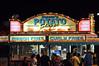"""""""Dawn's Potato Shoppe"""" at the Colorado State Fair."""