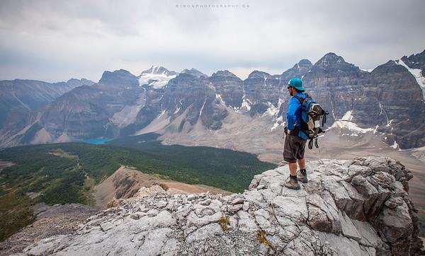 Valley of the 10 peaks