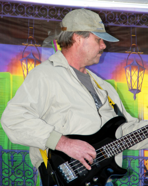 Greg - My Bass Man