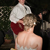 """Green Eyes"" - Chris sings to his new bride - Chris & Julianna's Wedding Reception"