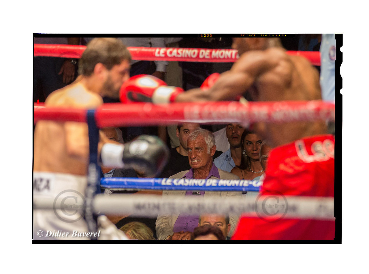 WBA/IBO Super Lightweight Match In Monte-Carlo