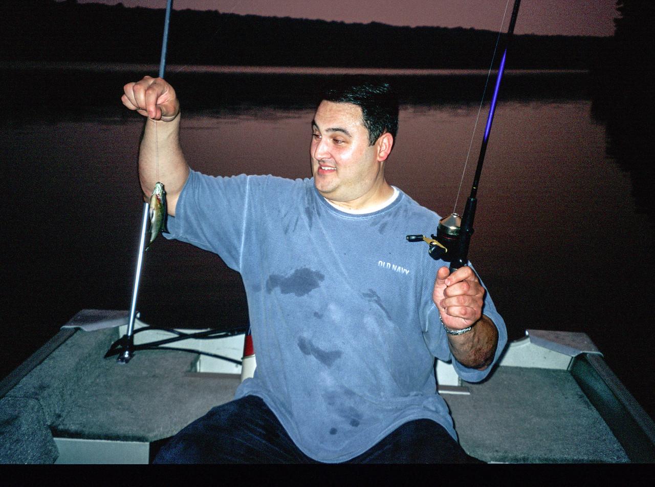 Gaets Termini at Lake Nockamixon - August 2002