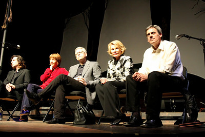 I covered this event for The Geffen Playhouse. It was a gathering of famous play writers.