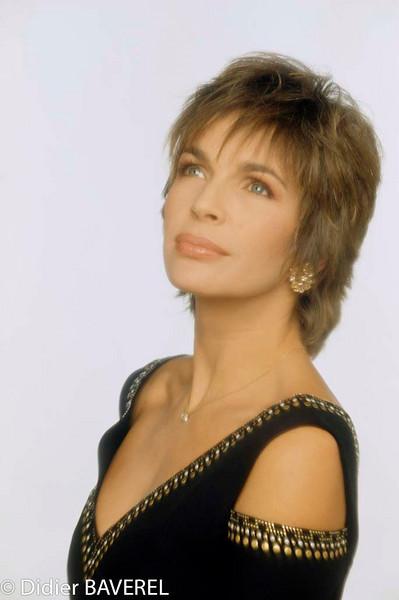 February 1994, Paris, France --- French Actress Veronique Jannot --- Image by © Didier Baverel/Kipa/Corbis