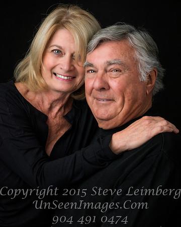 Kathy and Bill Maurer Sept 2013  Portrait Steve Leimberg UnSeenImages com A0008417