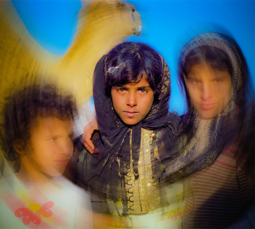 Bedoin Girls