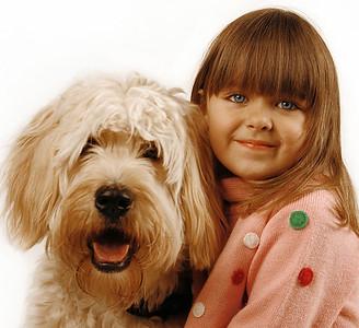 Olivea Perkins & Tess Christmas 2007