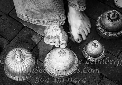 Feet of Abby The Spoon Lady - Copyright 2017 Steve Leimberg UnSeenImages Com L1000452