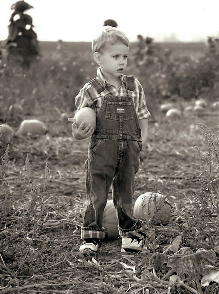 Pint Size Farmer