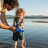 Kids exploring beach-17
