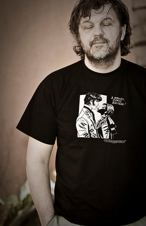 *legende* 9eme Festival International du Film de Marrakech. Photocall Emir Kusturica