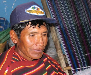 Damian Flores, Chuquisaca District, Bolivia.