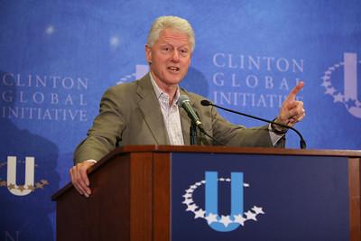 President Clinton at UM 2010