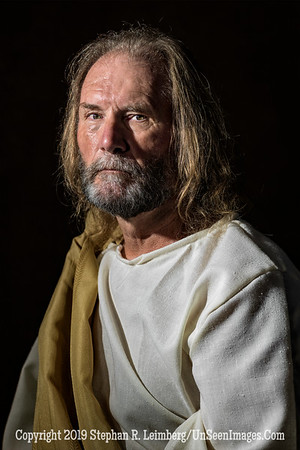 Joe Palmer as St  Peter  Copyright 2019 Steve Leimberg UnSeenImages Com A8453353