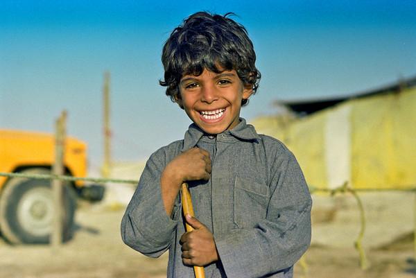 Camel Sheppard - Qatar