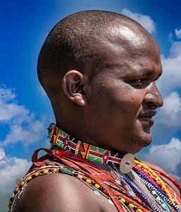 Kenyan Villager Copyright 2021 Steve Leimberg UnSeenImages Com _DSC2704