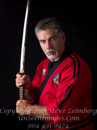 Martial Arts Mater Dan Medina A0004562