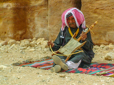 Music in the desert