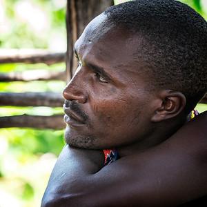 Handsome Kenyan Villager Copyright 2021 Steve Leimberg UnSeenImages Com _DSC2874