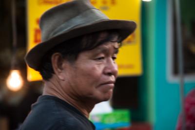 Street Vendor, Chiang Mai, Thailand, 2012