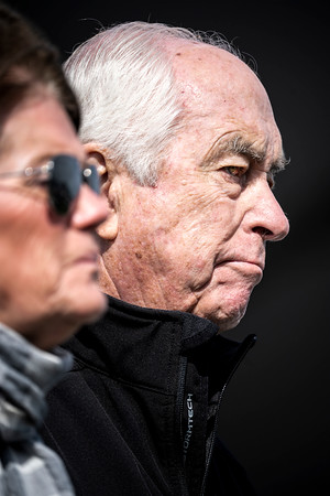 Roger Penske and Wife Copyright 2021 Steve Leimberg UnSeenImages Com _DSC4687