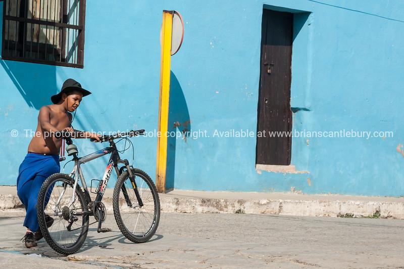 Trinidad, Cuba, street scenes. (1 of 6)