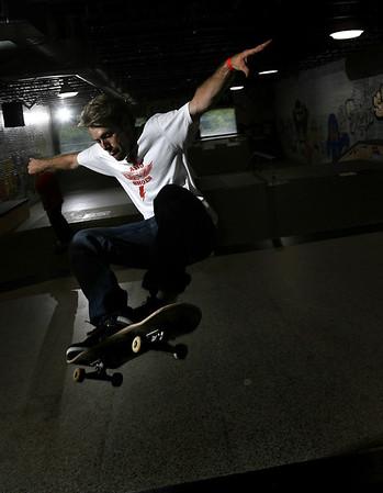 Fusion Skate Park.