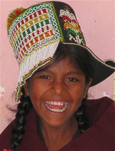 Elizabeth, Chuquisaca District, Bolivia.