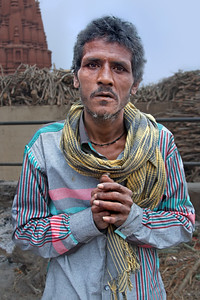 An Untouchable from Varanasi, India