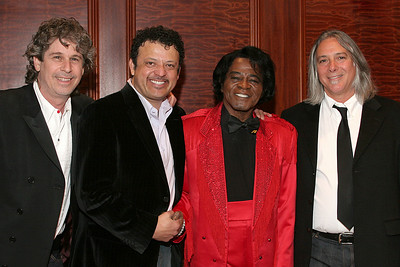 Gene, Paul Rodriguez, James Brown and Barry