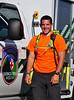 A member of the Larimer County Search & Rescue in Colorado.