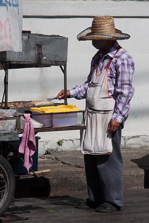 Street Food, Chiang Mai, Thailand, 2012