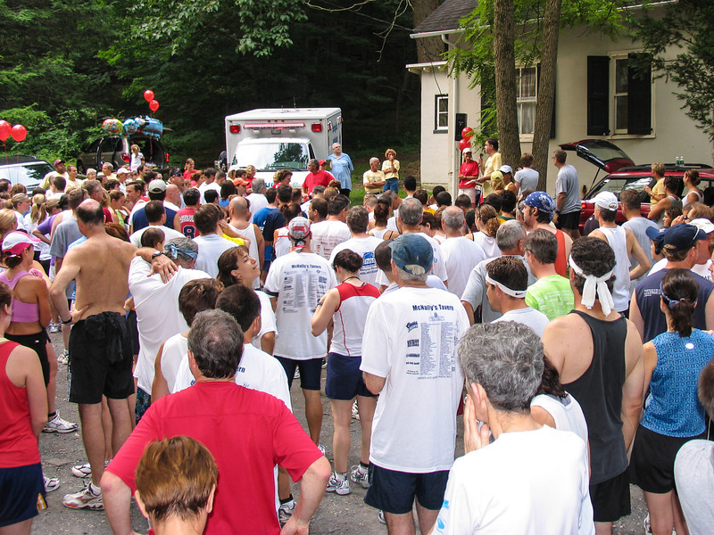 Opening statements, Fairmont Park in Chestnut Hill - July 2005