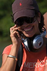 Media covered event of La Rutay Maya River Challenge, 2008, Iguana Creek Bridge, Cayo, Belize.