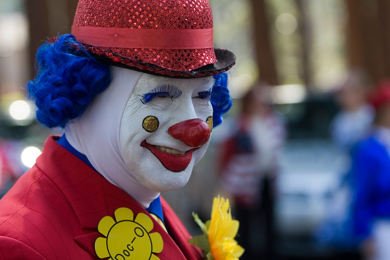Doc-O the Clown