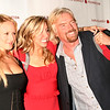 Angel, Sara Blakely and Sir Richard Branson