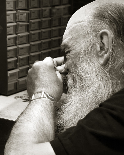 The Watch Repairman