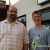 Mark and I - 2009