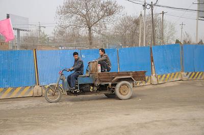 Xi'an suburb