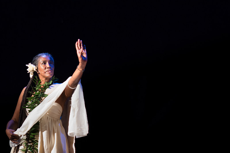 Mahea - Harvest Moon Festival at the Oakland Asian Cultural Center - Sept. 2014