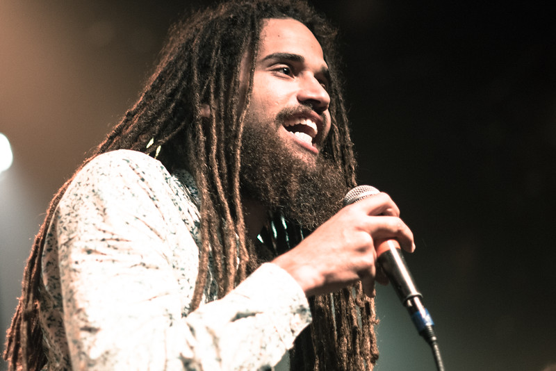 Keznamdi - Chronixx and the Zincfest Redemption - The Independent SF Feb. 2015