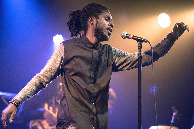 Chronixx and the Zincfest Redemption - The Independent SF Feb. 2015