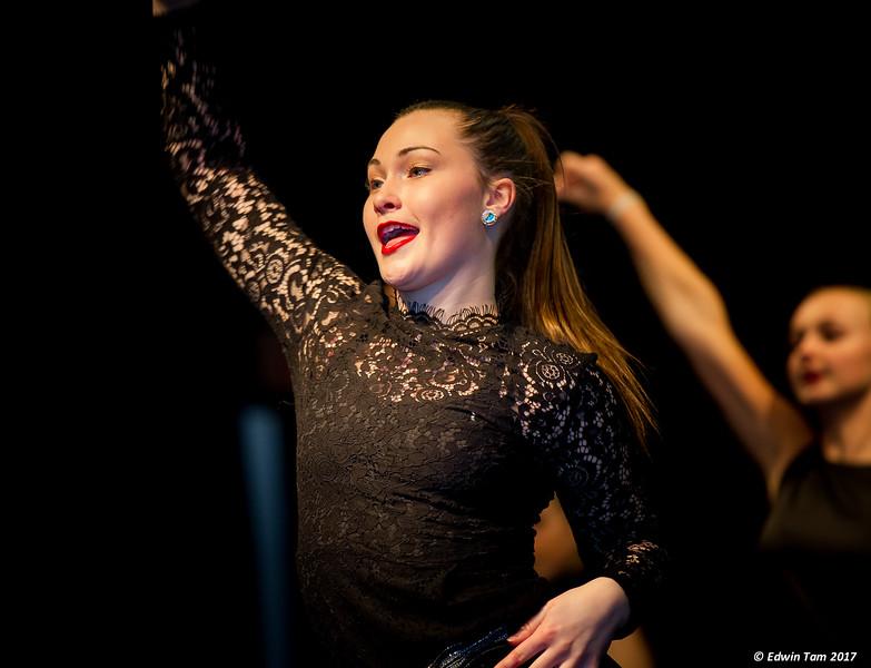The Dance Barre! Dress Rehearsal on February 1, 2017.